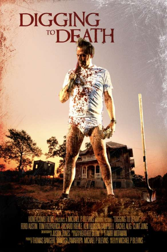 Digging to Death (2021) Full Movie [In English] With Hindi Subtitles | WebRip 720p [1XBET]