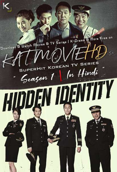 Hidden Identity (Season 1) Hindi Dubbed (ORG) [All Episodes] WebRip 720p & 480p HD (2015 Korean Drama Series)