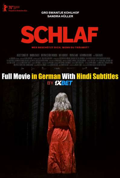 Schlaf (2020) Full Movie [In German] With Hindi Subtitles | WebRip 720p [1XBET]