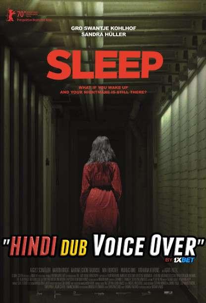 Sleep aka Schlaf (2020) WebRip 720p Dual Audio [Hindi (Voice Over) Dubbed + German] [Full Movie]