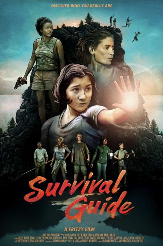 Survival Guide (2020) Full Movie [In English] With Hindi Subtitles | WebRip 720p [1XBET]