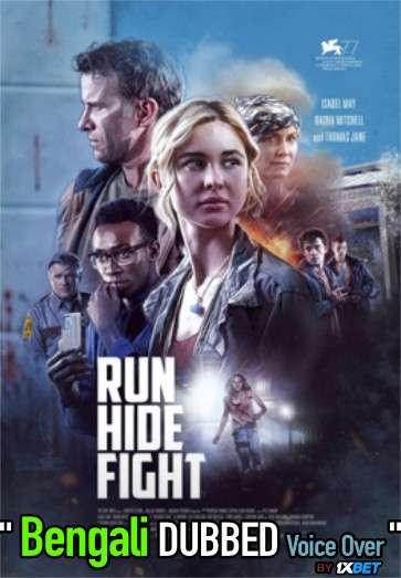 Run Hide Fight (2020) Bengali Dubbed (Voice Over) WEBRip 720p [Full Movie] 1XBET