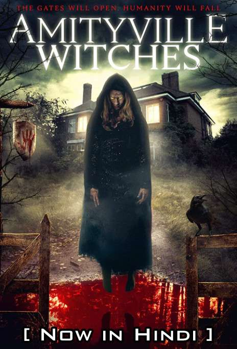 Witches of Amityville Academy (2020) Hindi Dubbed (ORG) [Dual Audio] WebRip 720p HD (With Ads !)