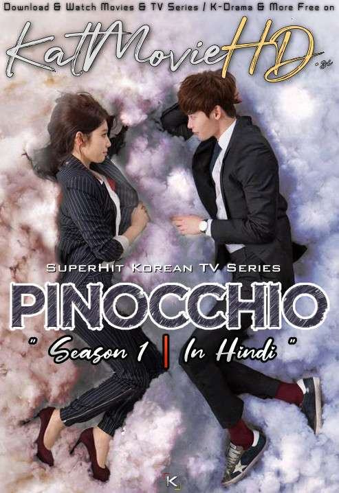 Pinocchio (Season 1) Hindi Dubbed (ORG) WebRip 720p & 480p HD (2014 Korean Drama Series) [Episode 16-20 Added]