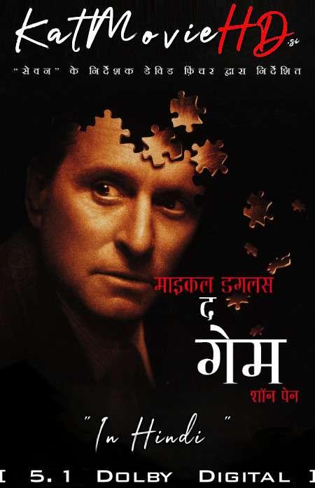 Download The Game (1997) BluRay 720p & 480p Dual Audio [Hindi Dub – English] The Game Full Movie On KatmovieHD.si