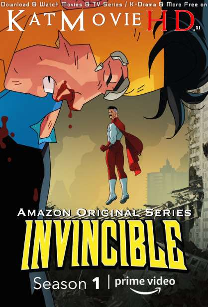 Invincible (Season 1) Web-DL 720p 480p [In English] x264 ESubs | [S01 Episode 8 Added]