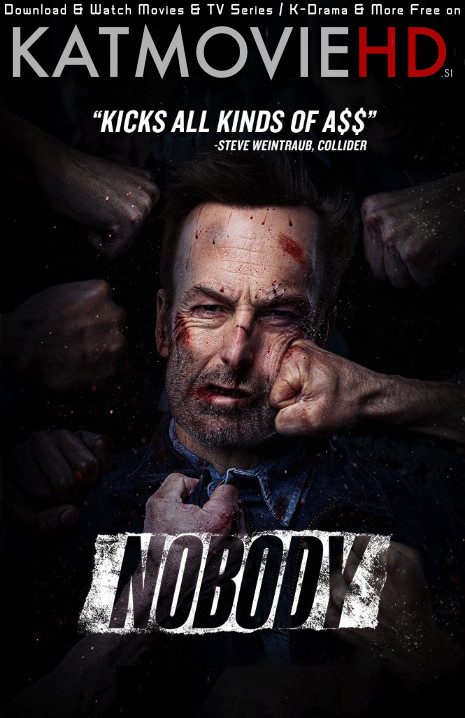 Nobody (2021) Web-DL 480p 720p & 1080p [HEVC & x264] [English 5.1 DD] Esubs | Full Movie
