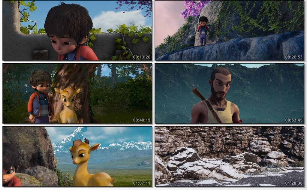 Download Allahyar and the Legend of Markhor Full Movie
