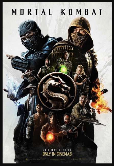 Mortal Kombat (2021) HDCAM 720p Dual Audio [Hindi (Voice Over) Dubbed + English] [Full Movie]