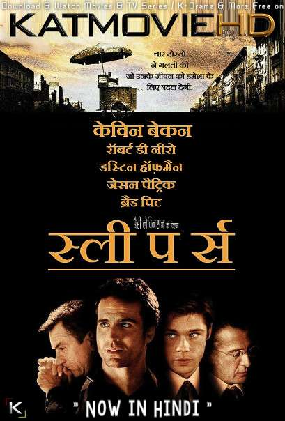 Sleepers (1996) Hindi Dubbed (2.0 ORG) [Dual Audio] BluRay 1080p 720p 480p x264 [HD]
