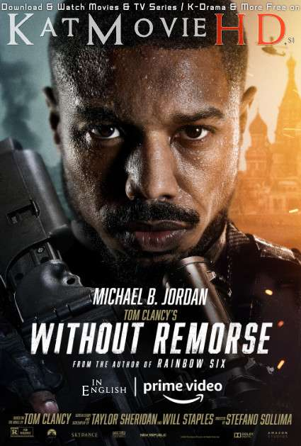Tom Clancy's Without Remorse (2021) Web-DL 720p & 1080p [English 5.1 DD] Esubs | Full Movie
