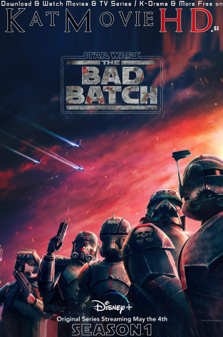 Star Wars: The Bad Batch (Season 1) Web-DL 1080p 720p & 480p [Episode 3 ] [In English] x264 | HEVC ESubs
