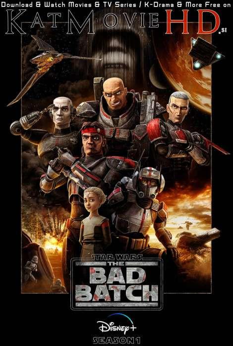 Star Wars: The Bad Batch (Season 1) Web-DL 1080p 720p & 480p [Episode 3 ] [In English] x264 | HEVC ESubs