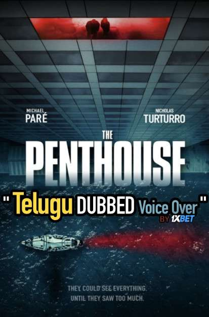 The Penthouse (2021) Telugu Dubbed (Voice Over) & English [Dual Audio] DVDRip 720p [1XBET]