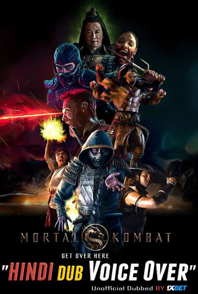 Mortal Kombat 2021 Dual Audio Hindi [Unofficial Dubbed & English] WebRip 720p