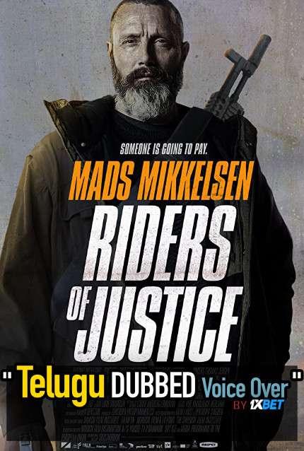 Riders of Justice (2020) Telugu Dubbed (Voice Over) & English [Dual Audio] WebRip 720p [1XBET]