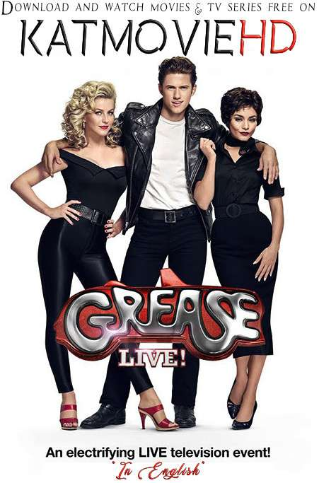 Grease 3 Live! (2016) Web-DL 720p & 1080p HD [In English 5.1 DD] + ESubs | Full Movie