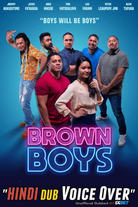 Brown Boys (2019) Hindi (Voice Over) Dubbed+ English [Dual Audio] WebRip 720p [1XBET]