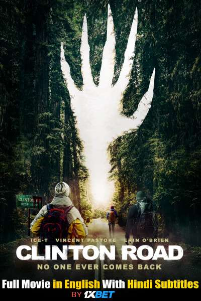 Clinton Road (2019) WebRip 720p Full Movie [In English] With Hindi Subtitles