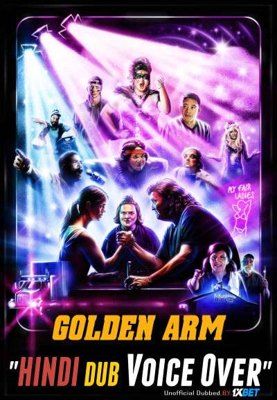 Golden Arm (2020) Hindi (Voice Over) Dubbed + English [Dual Audio] WebRip 720p [1XBET]