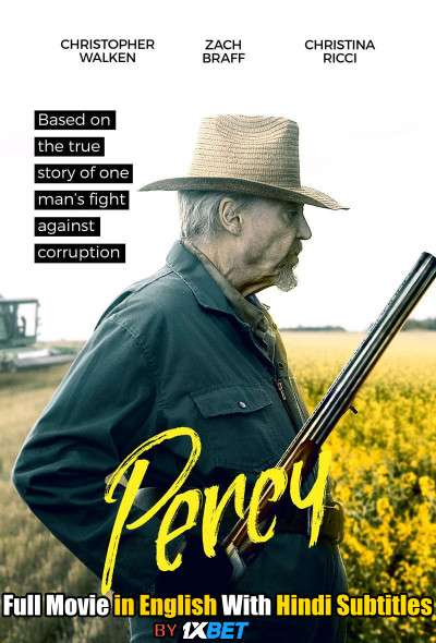 Percy (2020) WebRip 720p Full Movie [In English] With Hindi Subtitles