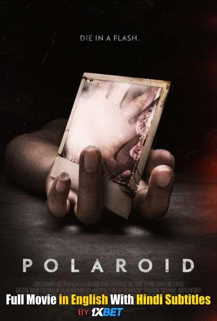 Polaroid (2019) BluRay 720p Full Movie [In English] With Hindi Subtitles