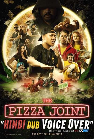 The Pizza Joint (2021) Hindi (Voice Over) Dubbed+ English [Dual Audio] WebRip 720p [1XBET]