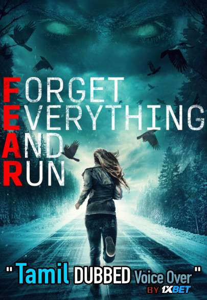 Forget Everything and Run (2021) Tamil Dubbed (Voice Over) & English [Dual Audio] WebRip 720p [1XBET]