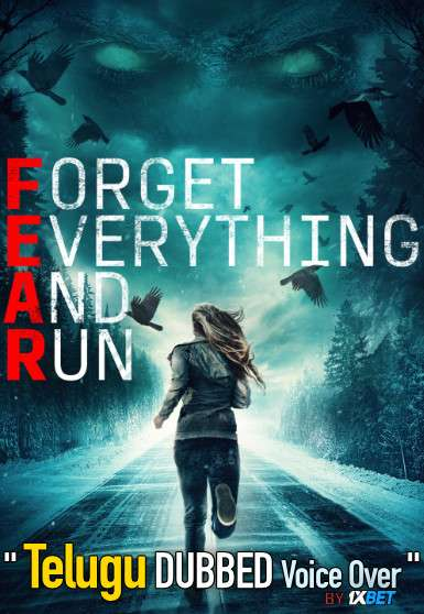 Forget Everything and Run (2021) Telugu Dubbed (Voice Over) & English [Dual Audio] WebRip 720p [1XBET]