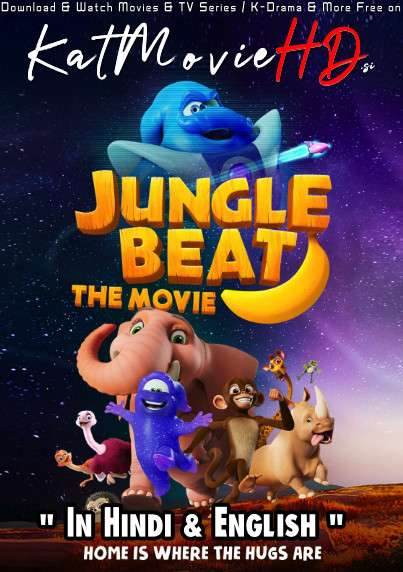 Jungle Beat: The Movie (2020) Hindi Dubbed (ORG) [Dual Audio] WEB-DL 720p 480p HD [Full Movie]