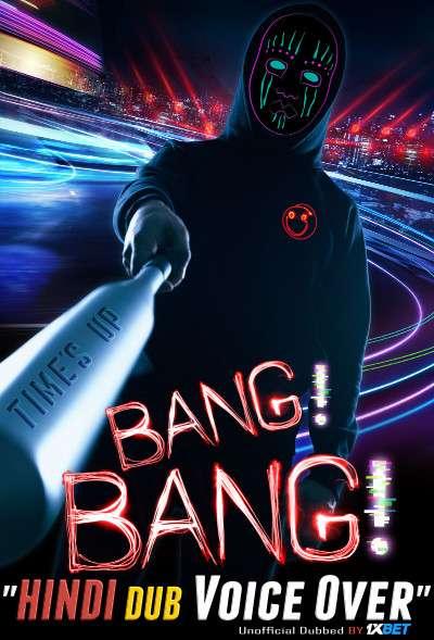 Bang Bang (2020) WebRip 720p Dual Audio [Hindi (Voice Over) Dubbed + English] [Full Movie]