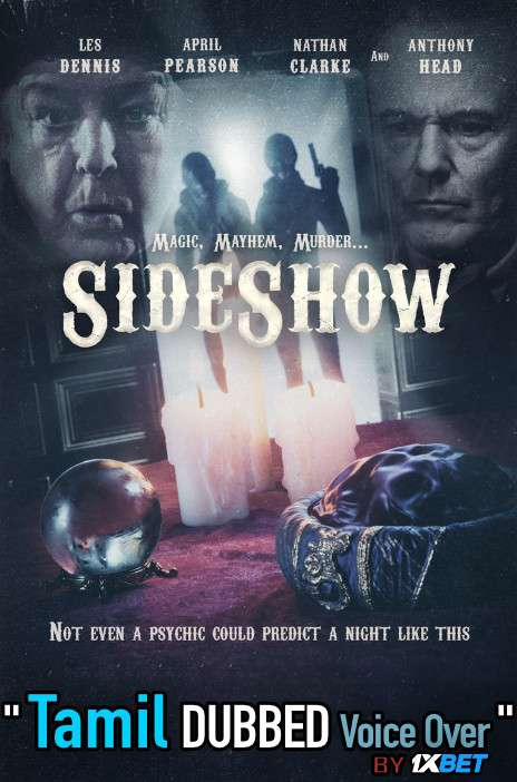 Sideshow (2021) Tamil Dubbed (Voice Over) & English [Dual Audio] WebRip 720p [1XBET]