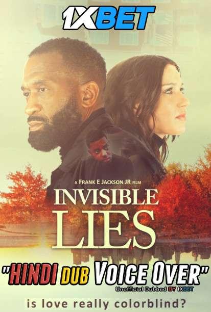 Invisible Lies (2021) Dual Audio Hindi 300MB WebRip 480p Download