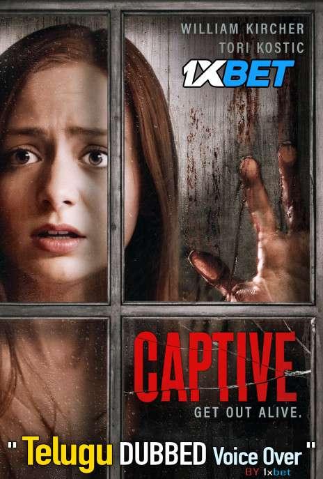 Captive (2020) Telugu Dubbed (Voice Over) & English [Dual Audio] WebRip 720p [1XBET]