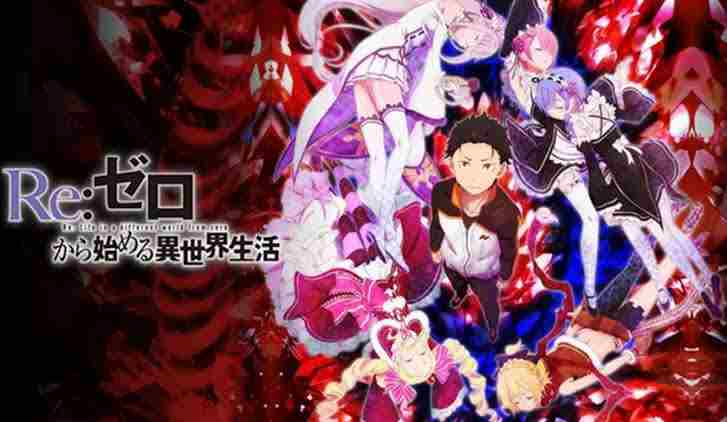 Re:Zero − Starting Life in Another World Complete (Seasons 1-2) Download [English Subtitles]