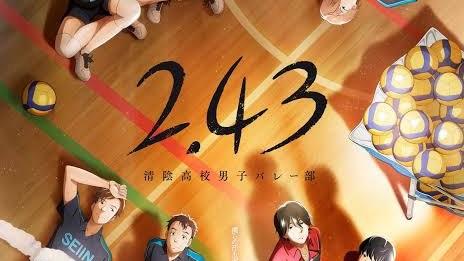 Download 2.43: Seiin High School Boys Volleyball Team (Season 1) [Eng Sub]