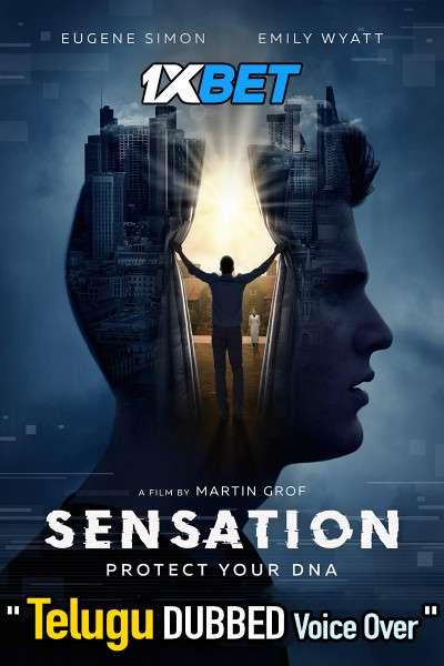 Sensation (2021) Telugu Dubbed (Voice Over) & English [Dual Audio] WebRip 720p [1XBET]