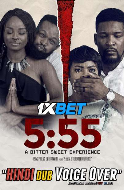 5:55 five fifty five (2021) WebRip 720p Dual Audio [Hindi (Voice Over) Dubbed + English] [Full Movie]