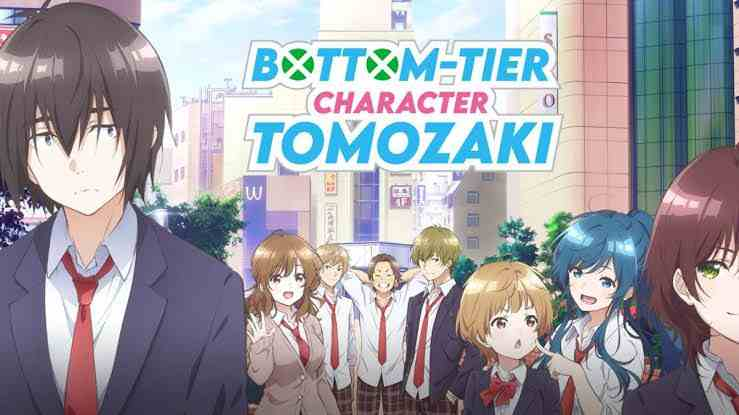 Bottom-tier Character Tomozaki (Season 01) Download [Eng Sub]