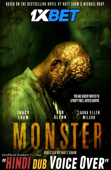 Monster (2018) WebRip 720p Dual Audio [Hindi (Voice Over) Dubbed + English] [Full Movie]