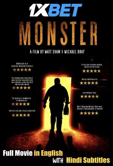 Download Monster (2018) WebRip 720p Full Movie [In English] With Hindi Subtitles FREE on 1XCinema.com & KatMovieHD.io