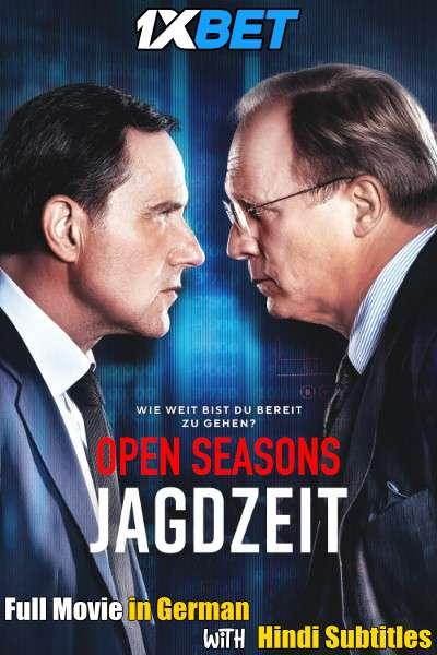 Open Season (2020) Full Movie [In English] With Hindi Subtitles | BluRay 720p [1XBET]