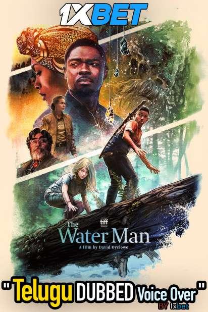 The Water Man (2020) Telugu Dubbed (Voice Over) & English [Dual Audio] HDCAM 720p [1XBET]
