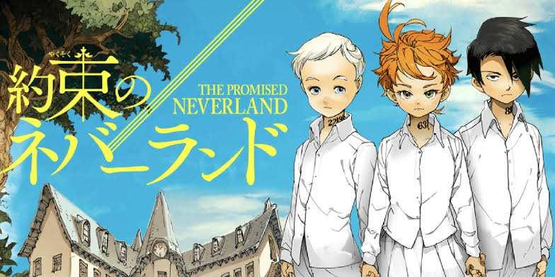Download The Promised Neverland (Yakusoku no Neverland) (Season 1-2) [Eng Sub]