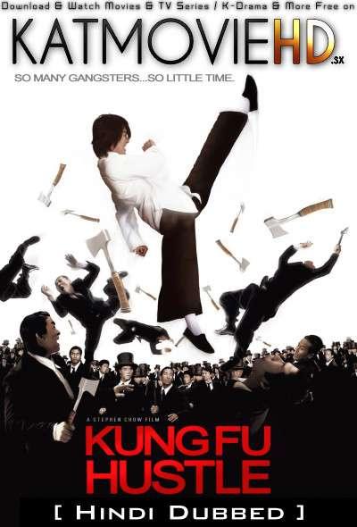 Kung Fu Hustle (2004) Hindi Dubbed (5.1 DD) [Dual Audio] BluRay 1080p 720p 480p HD [Full Movie]