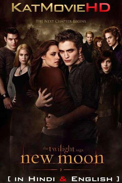 The Twilight Saga: New Moon (2009) Hindi Dubbed (ORG) [Dual Audio] BluRay 1080p 720p 480p HD [Full Movie]