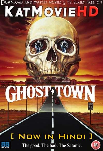 Ghost Town (1988)[Dual Audio] [Hindi Dubbed (ORG) & English] BluRay 720p 480p HD [Full Movie]