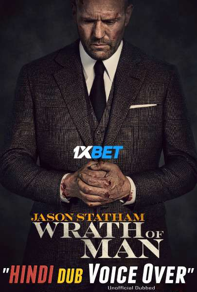 Wrath of Man (2021) Hindi (Voice Over) Dubbed+ English [Dual Audio] WebRip 720p [1XBET]