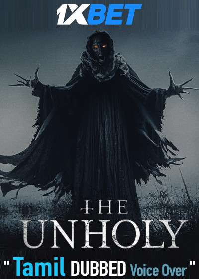 The Unholy (2021) Tamil Dubbed (Voice Over) & English [Dual Audio] WebRip 720p [1XBET]