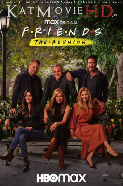 Friends: The Reunion (2021) Web-DL 720p & HEVC HD [English] ESubs [TV Special]